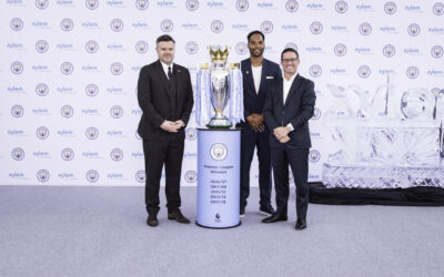 Manchester City and Xylem announce first-of-its-kind partnership