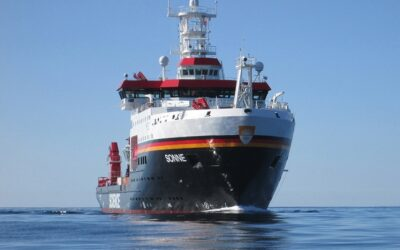 MICRO-FATE starts with Pacific Ocean expedition