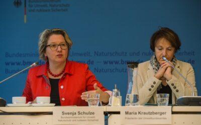 Svenja Schulze legt Plan für Glyphosat-Ausstieg vor