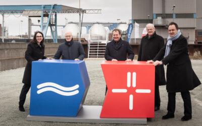 HAMBURG WASSER und REMONDIS bauen die weltweit erste Phosphor-Recycling-Anlage