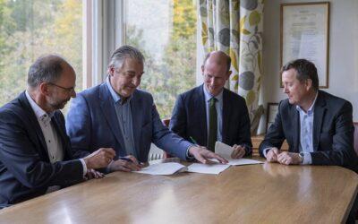 Gelsenwasser und EasyMining starten Partnerschaft