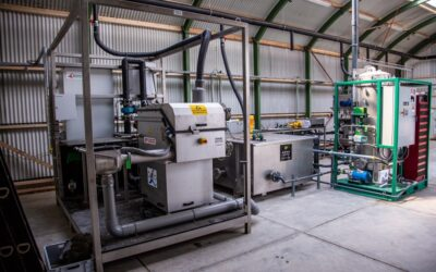 Pilot for Wilp water treatment plant starts in Terwolde