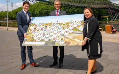 Ruhrgebiet: Klimaresilienz der Städte in der Region wird gestärkt