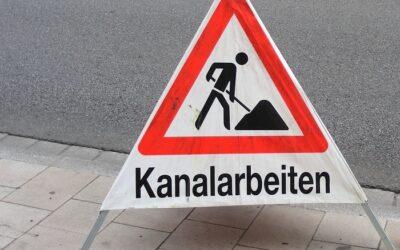 Stadtentwässerung Dortmund investiert bis zu 20 Mio. € in die Kanalsanierung