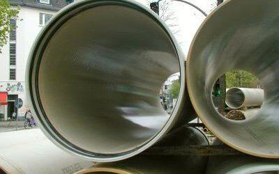 Abwasserentsorgung: Kampagne fördert den Einsatz von Kunststoffrohrsystemen