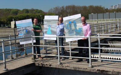 Robotic technology to be implemented in waste water treatment plant in Denmark