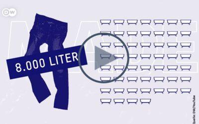 Wasser-Fußabdruck: Virtuelles Wasser einfach erklärt
