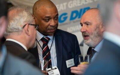 UK professionals gathered to discuss the future challenges of the water industry