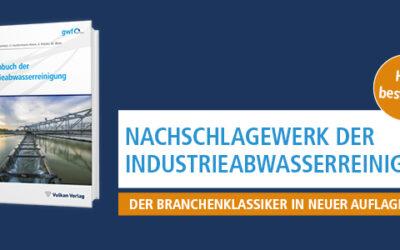 Neu: Taschenbuch der Industrieabwasserreinigung