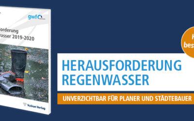 Neu erschienen: Praxiswissen Herausforderung Regenwasser
