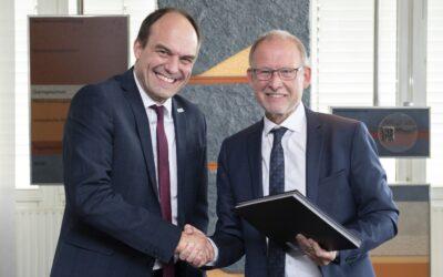 Currenta und Wupperverband verlängern Kooperation bis 2031