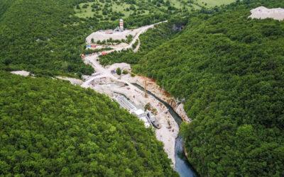 Umstrittener Wasserkraft-Bau im Balkan finanziert durch internationale Banken