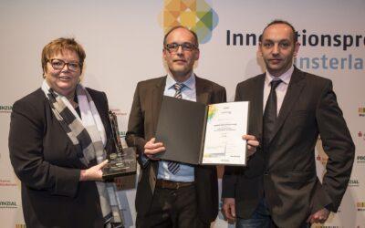 Innovationspreis für egeplast