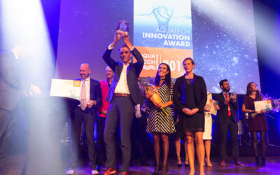 These are the Winners of the Aquatech Innovation Award!
