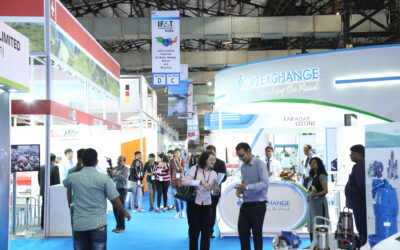 IFAT India 2017 with a new conference