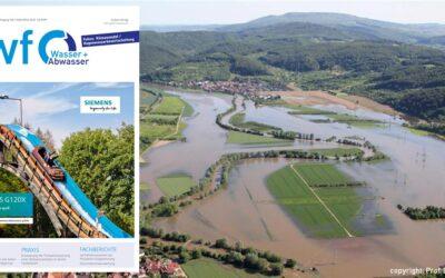 gwf Wasser|Abwasser 10/2019: Regenwassermassen beherrschen und nutzen