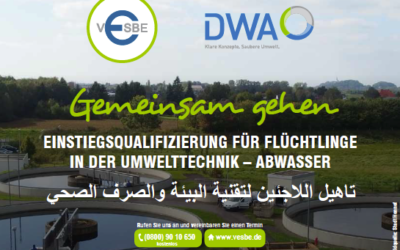 DWA qualifiziert Flüchtlinge