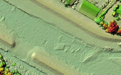 Drohnen im Wasserbau