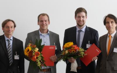 Rolf-Pecher-Preis 2017 verliehen