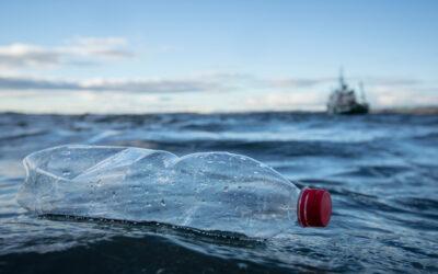 Plastic footprint of soft drinks companies
