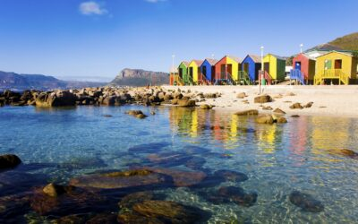 Cape Town conquers water crisis and beckons tourists to return