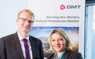DMT: Kooperation mit Georgien
