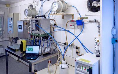 Elektrochemische Abwasserreinigung erzeugt Wasserstoff