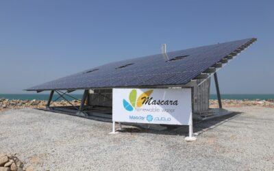 South Africa's first solar powered desalination plant to be launched