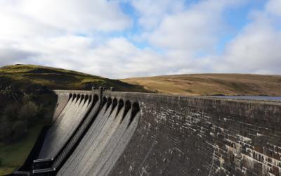 Studie: Zerstückelte Flüsse in Europa