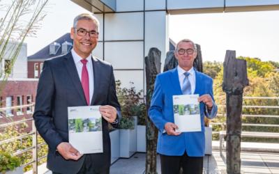 Ruhrverband und AWWR stellen Ruhrgütebericht vor