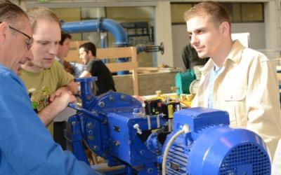 Fernstudium: Pumpenfachingenieur startet im Juli