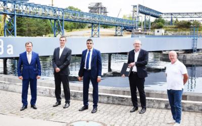 AZV Merseburg: Vertragsverlängerung mit Gelsenwasser