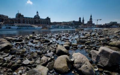 Extreme Dürren nehmen in Mitteleuropa künftig zu