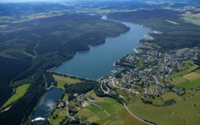 Abflussjahr 2020: Der Ruhrverband zieht Bilanz