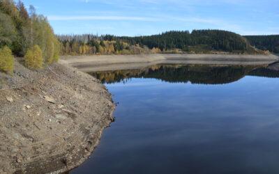 Harzwasserwerke sind auf weiteres Trockenjahr vorbereitet