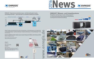Enregis Wassertechnik Gesamtübersicht