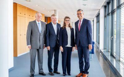 Vorstandswechsel beim Essener Ruhrverband