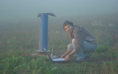 Neue Methode zur Erforschung des Grundwassers entwickelt