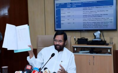 India: water quality report released