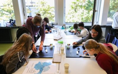 Kooperation für Umweltbildung gestartet