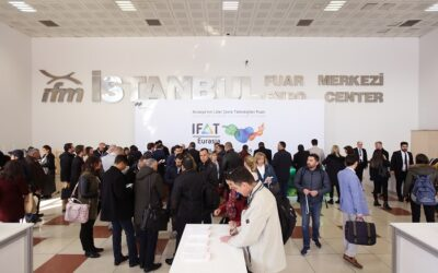 IFAT Eurasia 2019 was marked by strong international participation