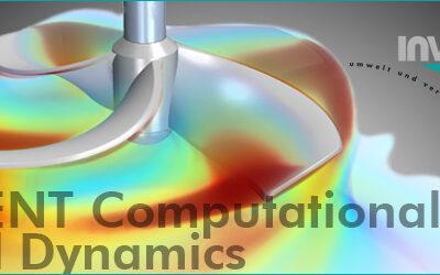 Strömungsmechanische Simulation für die Wasser- und Abwasserreinigung