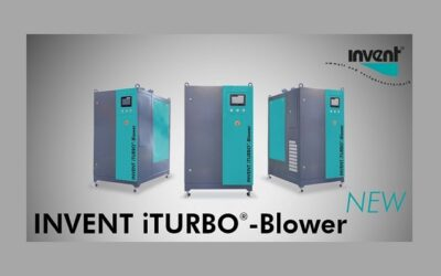 iTURBO®-Aeration Blower now available