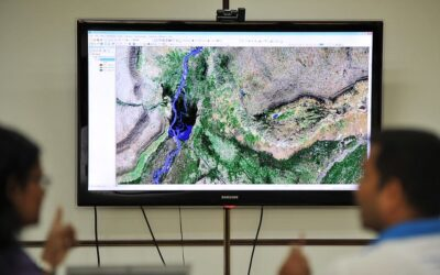 Water management in Africa: project enables fast access to relevant data