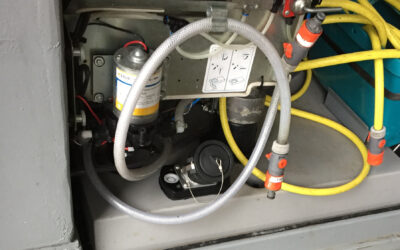 New pump system for buses