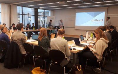 UR TAG: building urban resilience through exchange