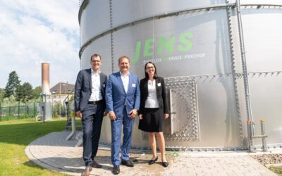 Energie aus Abwasser: HAMBURG WATER Cycle in Betrieb genommen