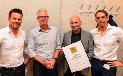 Auszeichnung für KSB-Zukunftslabor