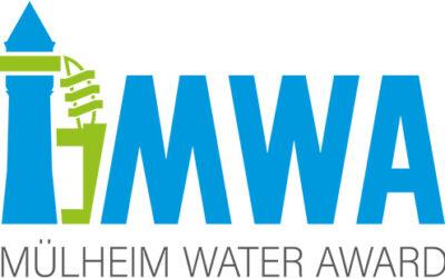 Mülheim Water Award 2020: ab 1. Dezember bewerben!