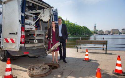 Dürresommer 2018 beschert HamburgWasser Rekordgewinn